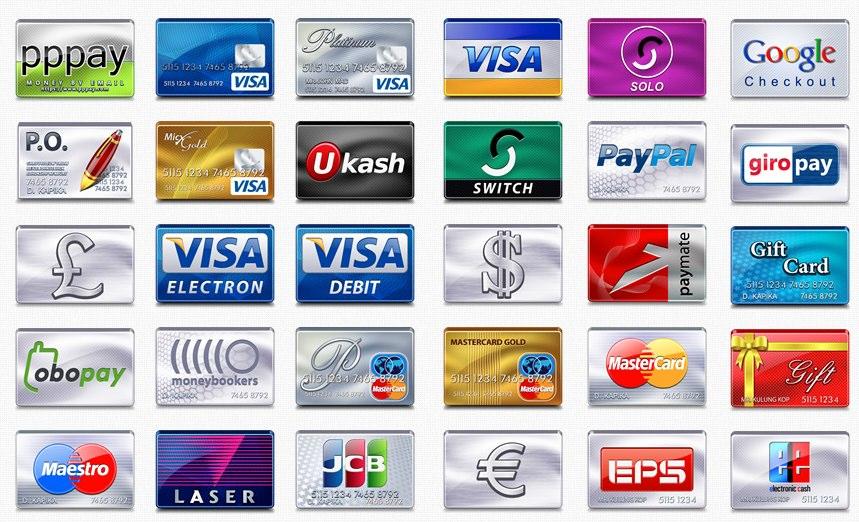 提携カードの種類 | クレジットカード徒然日記