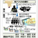 カードバカ連載 カードあれこれ 第13回 「ATMでのカードキャッシング不正使用事件」